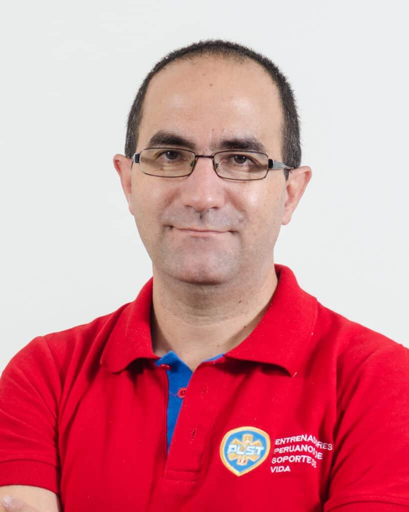 Dr. Alejandro BARRIONUEVO Poquet 2020