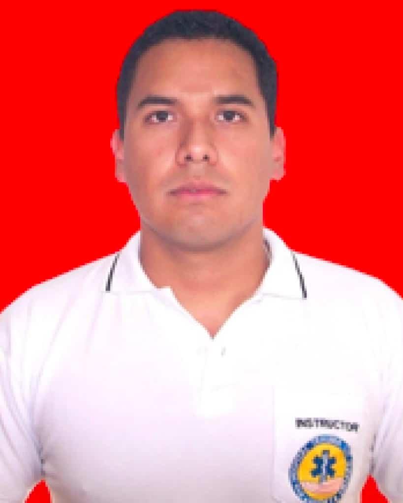 Bombero Alfredo Jiménez